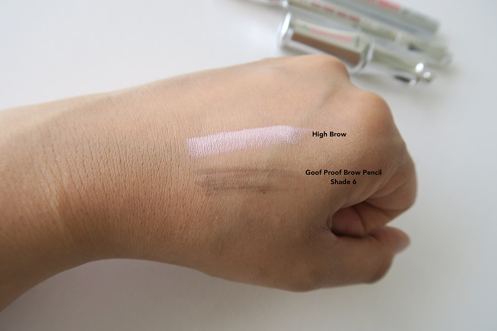 Benefit Hight Brow and Goof Proof Brow Pencil