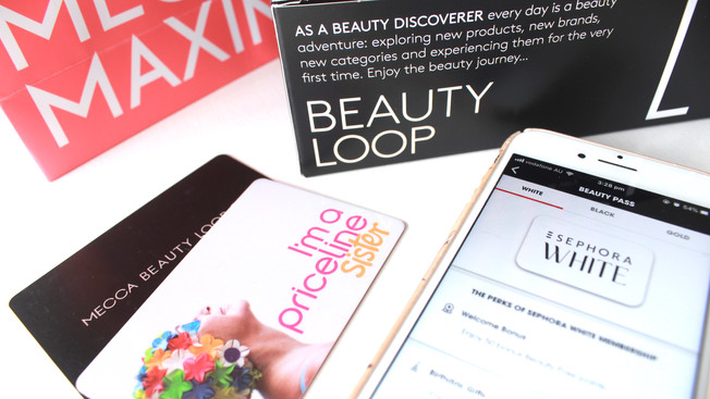 Beauty Loyalty Programs you need to be signed up with!