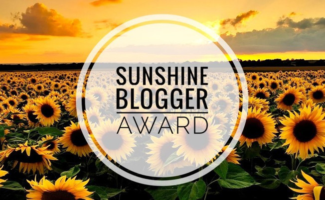 Sunshine Blogger Award | Get To Know Me