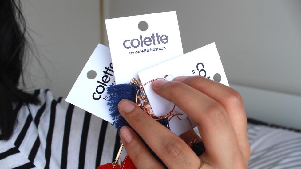 Colette by Colette Hayman | Statement Earrings