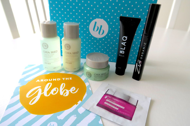 Bellabox Jul 17 | Around The Globe