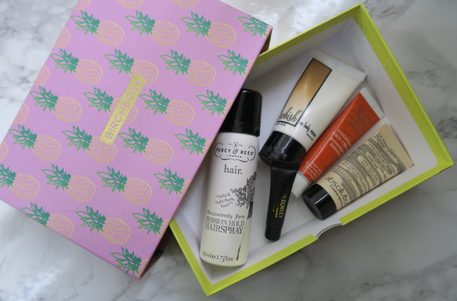 My June Birchbox