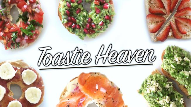 Toastie Heaven