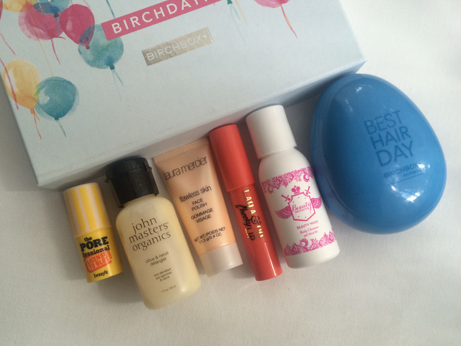 My September Birchbox