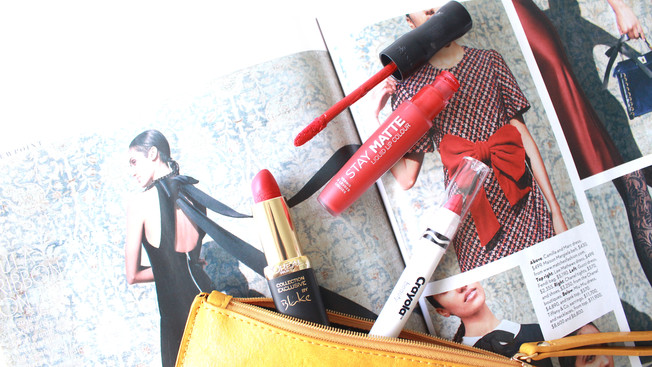 National Lipstick Day | Red Lips