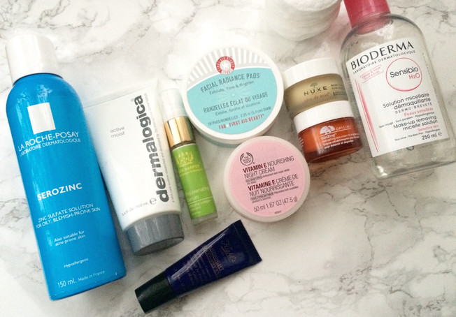 Travel Essentials: Skin Care