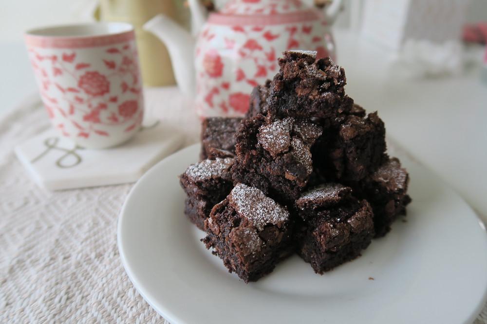 strictlysal | Chocolate Brownie