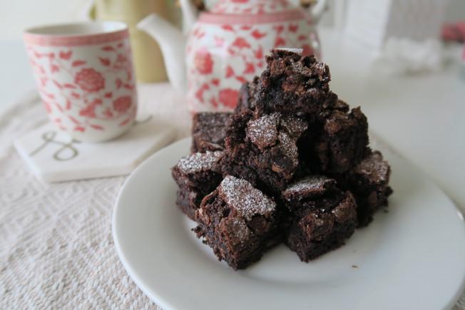 Belfast Chocolate Brownies
