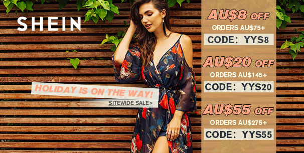 SHEIN | Holiday is on the way