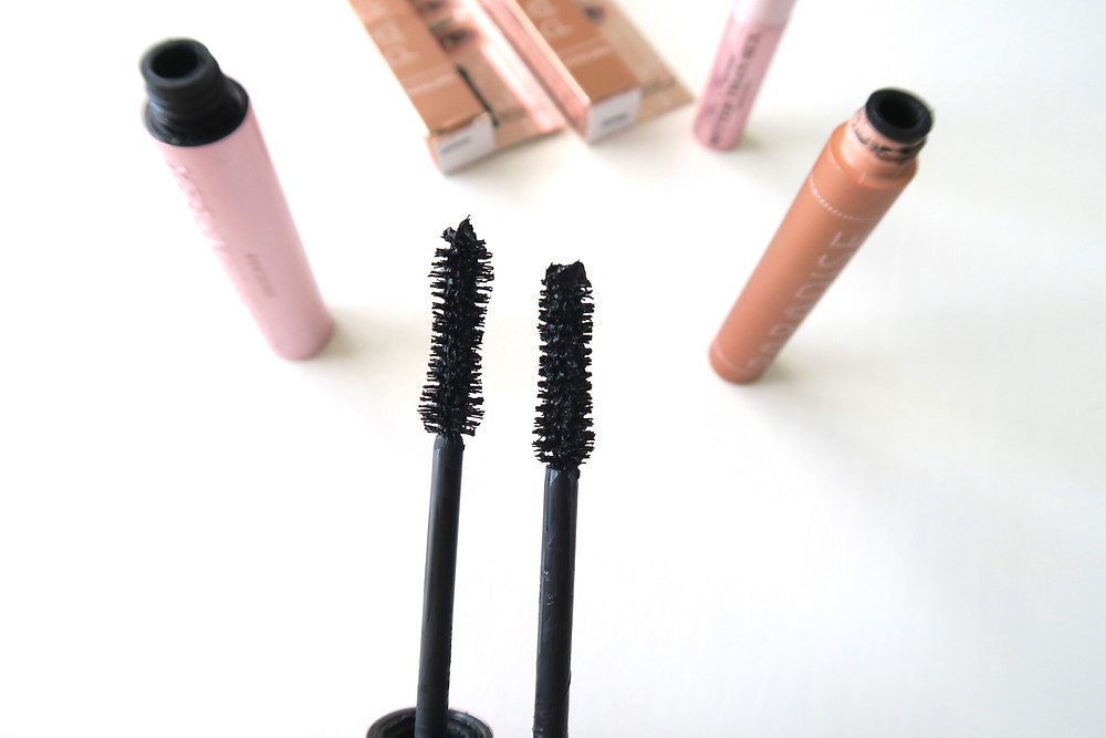 Loreal Paradise Extatic Mascara Vs Too Faced Better than Sex Mascara