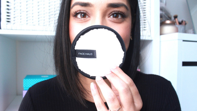 Face Halo | The Modern Makeup Remover?