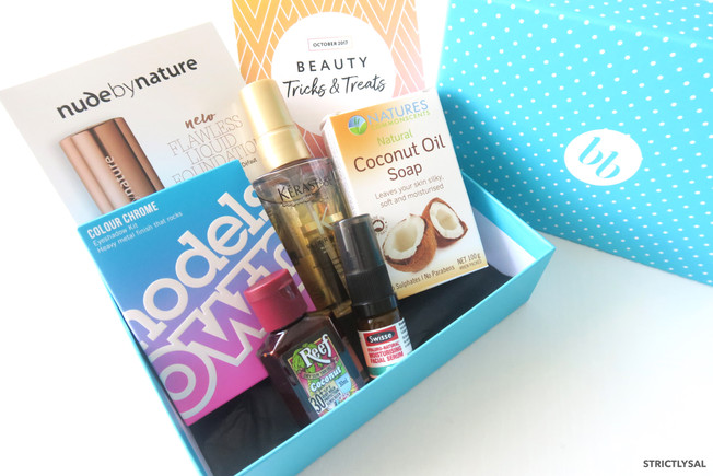 Bellabox Oct 17 | Beauty Tricks and Treats
