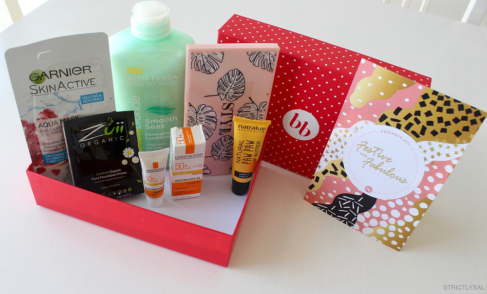 Bellabox December 2017