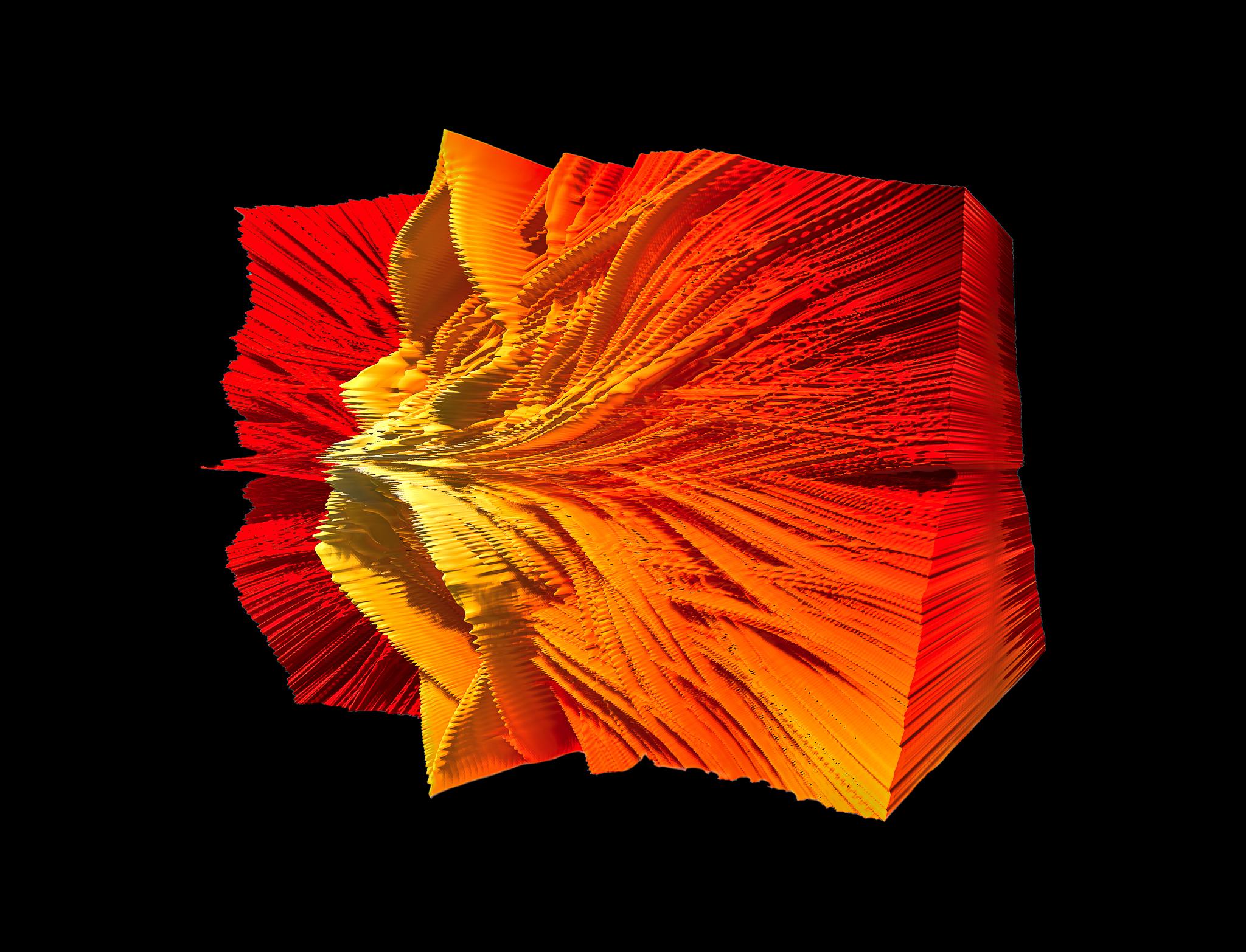 ADV 3rd Theme-Tony Murray -3D Wall Abstr