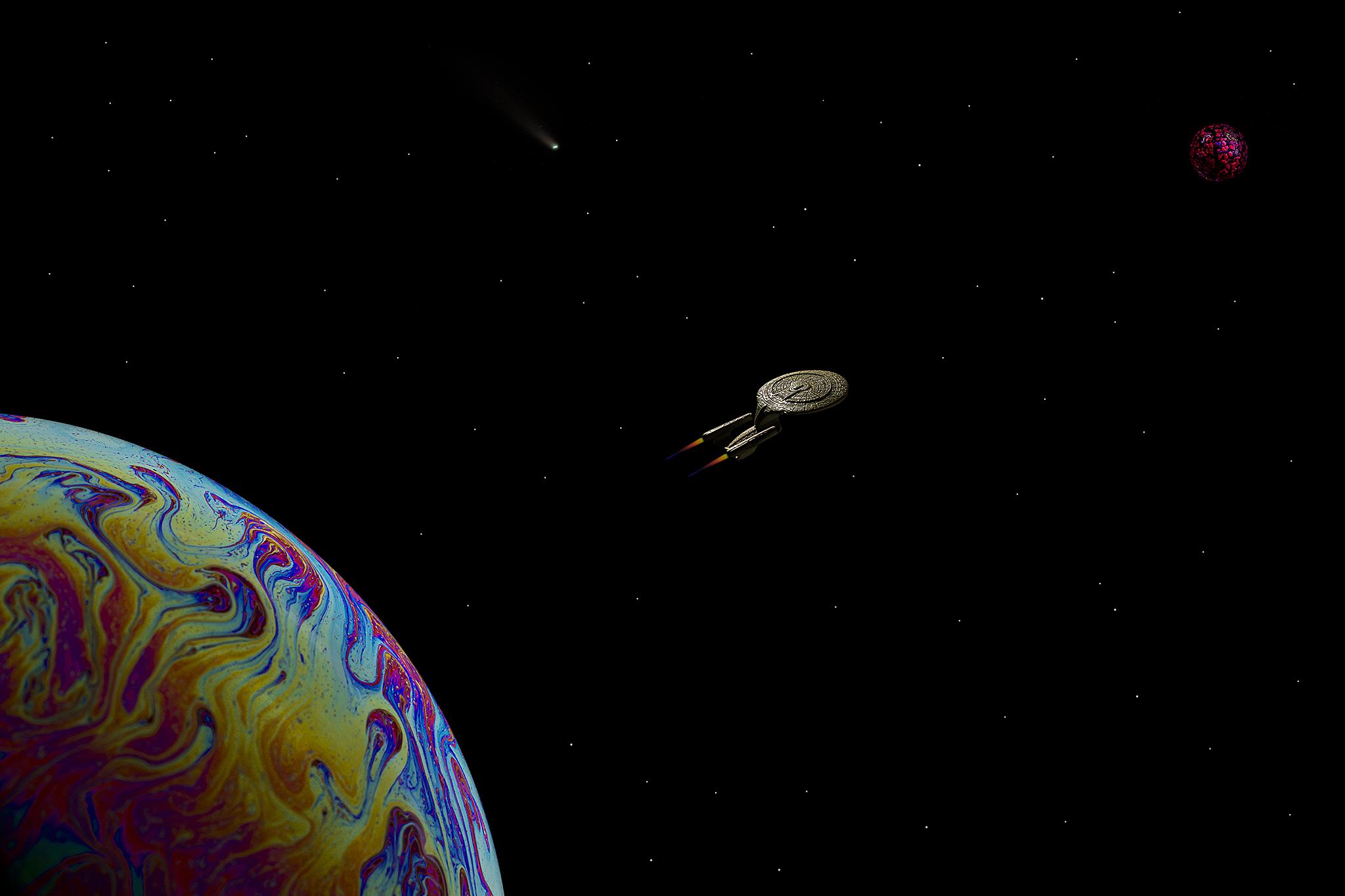 22 -USS Corona Vs Planet Virus