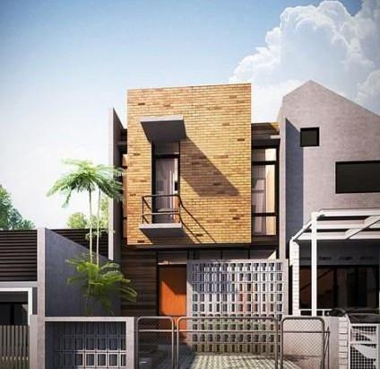 Trend Desain Rumah Minimalis pada Rumah Urban (Perkotaan) 2020