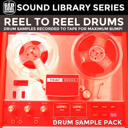 Reel to Reel Drums
