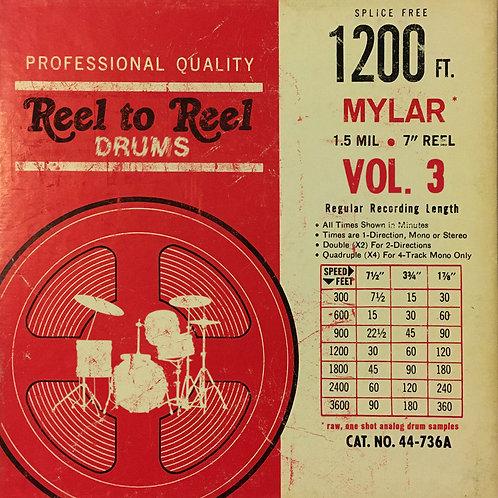 Reel to Reel Drums - Vol. 3
