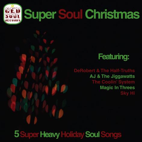 VA - Super Soul Xmas
