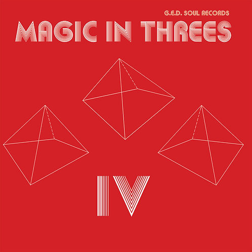 Magic In Threes - IV [LP]
