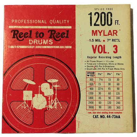 Reel to Reel Drums Vol. 3