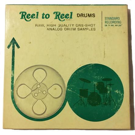 Reel to Reel Drums Vol. 1