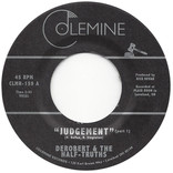 DeRobert & the Half-Truths - Judgement 7""