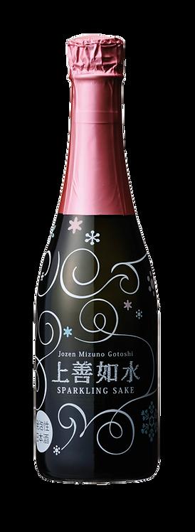 Jozen sparkling - Junmai Ginjo Sake