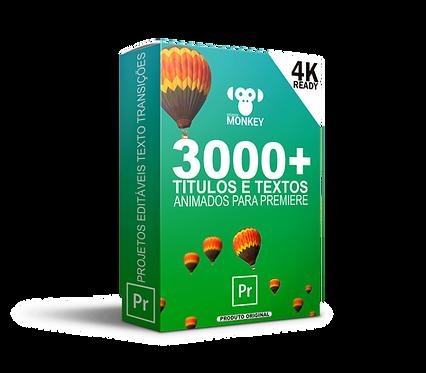 3000+ Projetos Titulos  Texto Transições Para Adobe Premiere