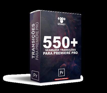 550 Transições P/ Adobe Premiere