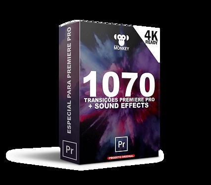 1070+ Transições Para Premiere Pro | Edição De Vídeo