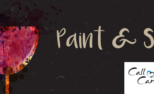 May 2018 Paint & Sip events for a good cause