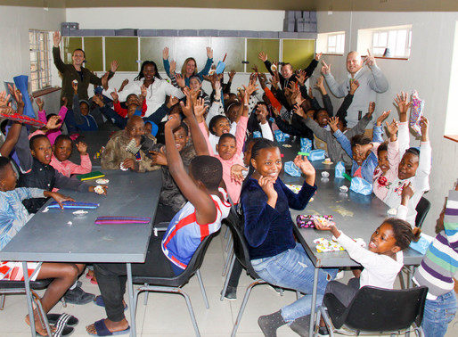 Sister School established between Gugulethu & Mountain View Academy