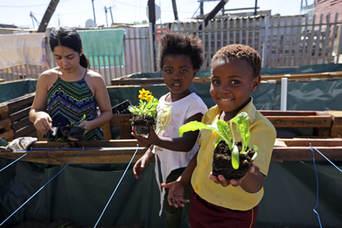 Education Volunteer Fun Team Build Food