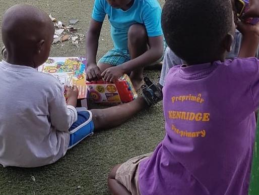 Bowman Ingredients donate 200 kg of maize towards food parcel program and soup kitchen
