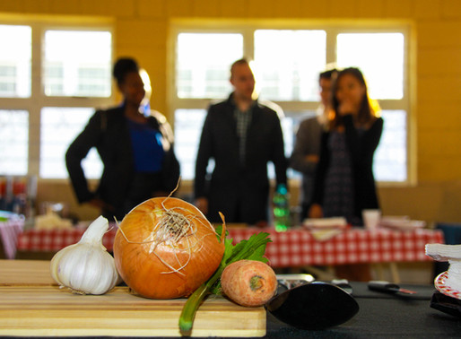 Connect 123 participate in exhilarating cooking event for a good cause