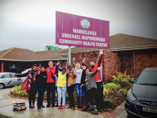 Michael Mapongwana Day Hospital - Sugar Diabetes Health and Nutrition Expo
