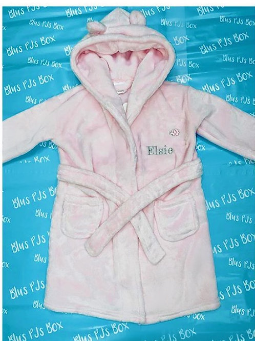 Kids Fluffy Robes