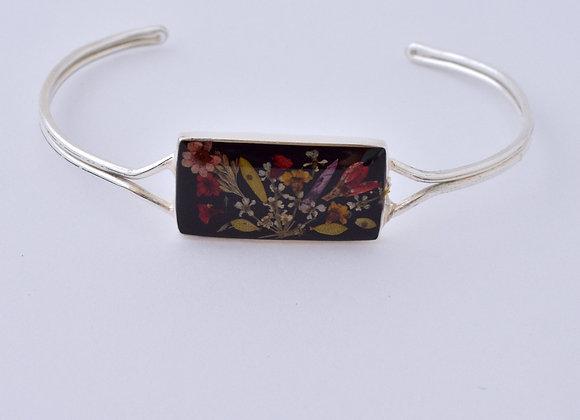 Black Adults Rectangular Bracelets