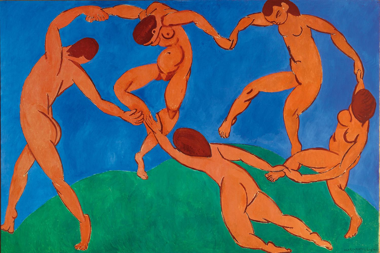 Matisse_La danza_2