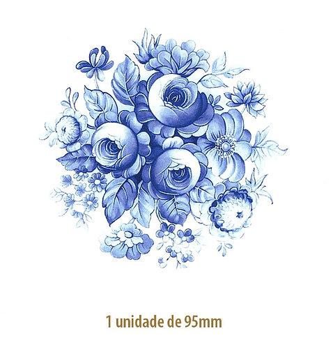 Silvia Azul - 95mm