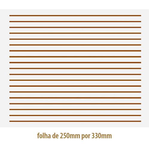 Filete Platina 02 - Porcelana