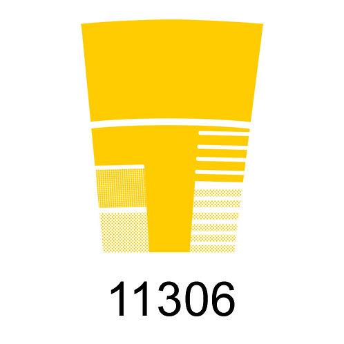 11306 - AMARELO CADMIO PARA VIDRO