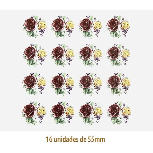 Belle Fleurs 55mm