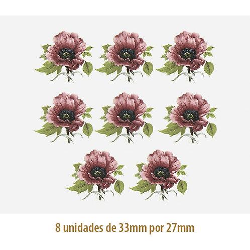 Poppy - 33mm