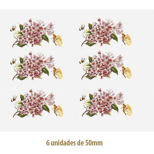 Pink Branch - 50mm