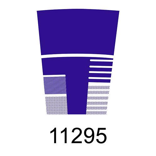 11295 - AZUL COBALTO PARA VIDRO