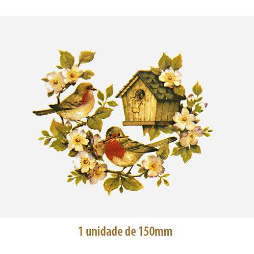 Bird House 150mm