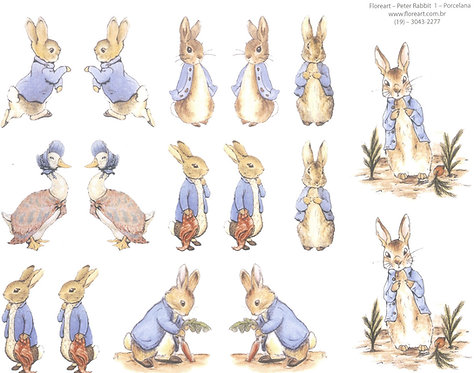 Peter Rabbit 01