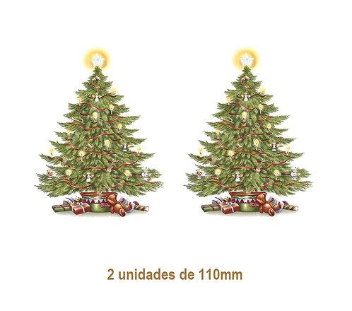 Xmas Tree - 110mm